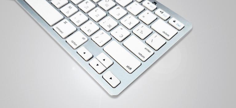 Лазерная гравировка - русификация клавиатуры